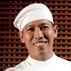 The Chef - I Putu Sudari Yasa