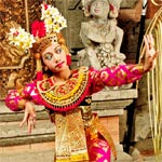 The Dancer - Ida Ayu Yuliastini
